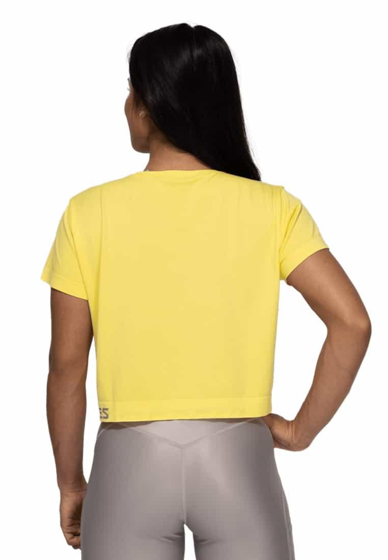 luzna-koszulka-damska-zolta